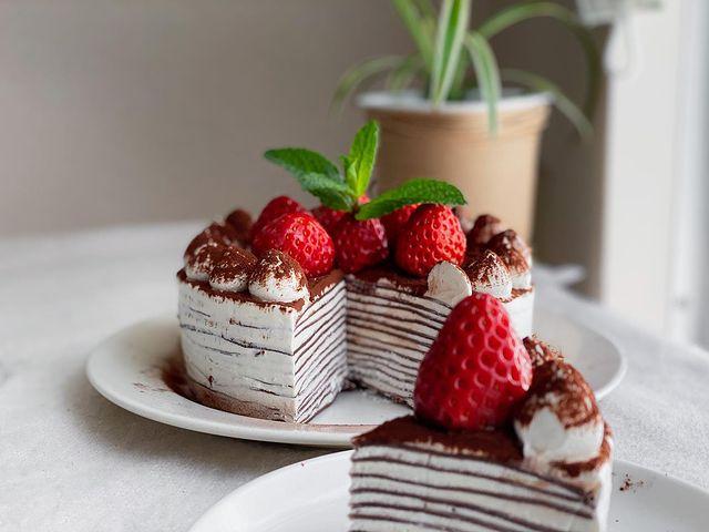 Dành tặng cho người sinh tháng 9: Cách làm bánh sinh nhật đơn giản tại nhà, không cần lò nướng và nồi chiên không dầu - Ảnh 7.