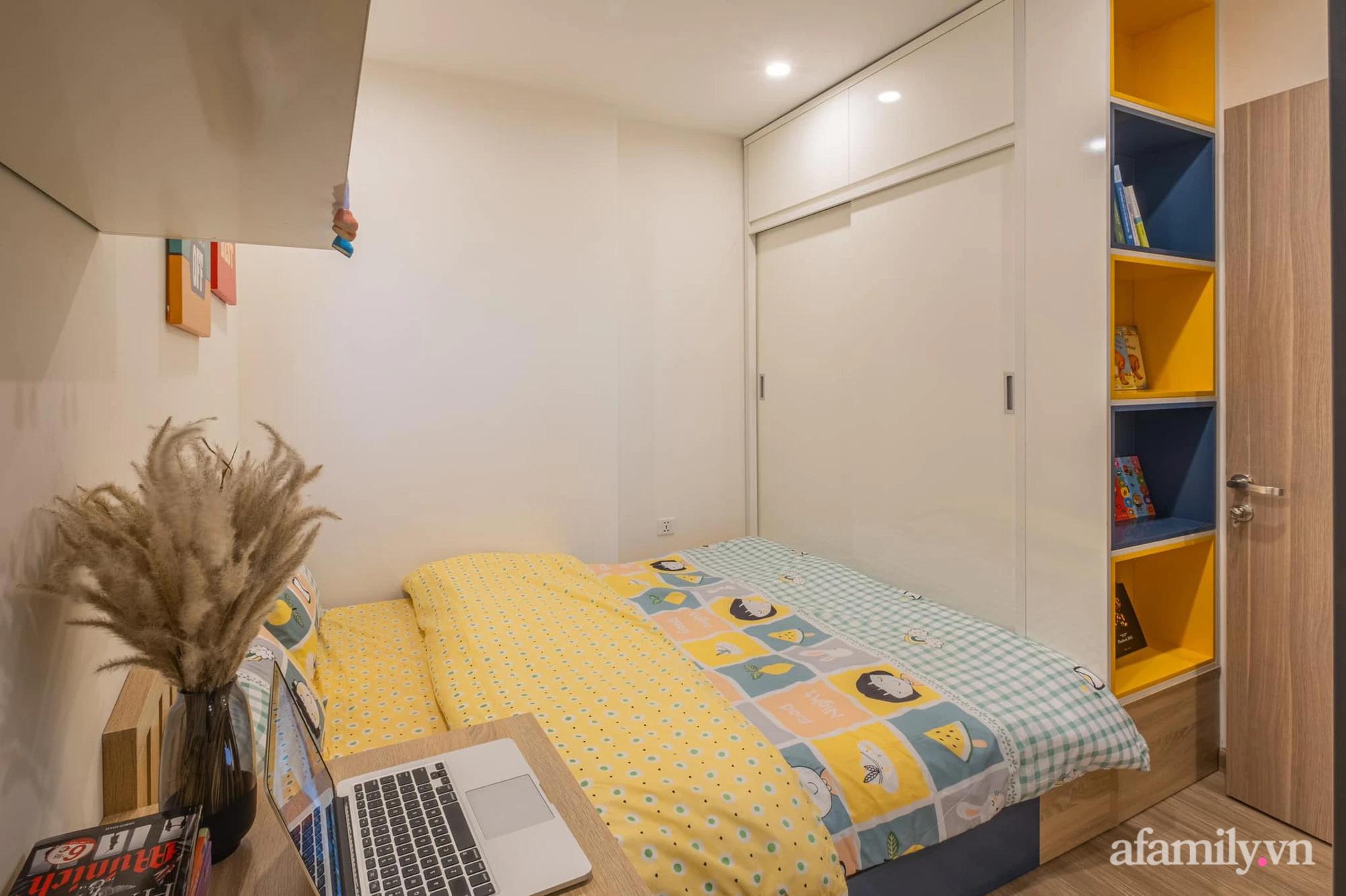 Chàng trai Hà Nội chuyển từ nhà phố 4 tầng lên ở chung cư vì lý do không phải ai cũng biết - Ảnh 13.