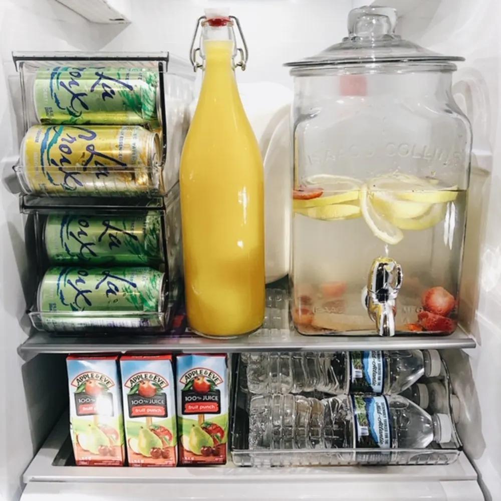 """6 bước đơn giản giúp bà mẹ 4 con """"hóa giải"""" chiếc tủ lạnh chật ních thành gọn gàng, thông thoáng trong những ngày giãn cách ở nhà - Ảnh 5."""