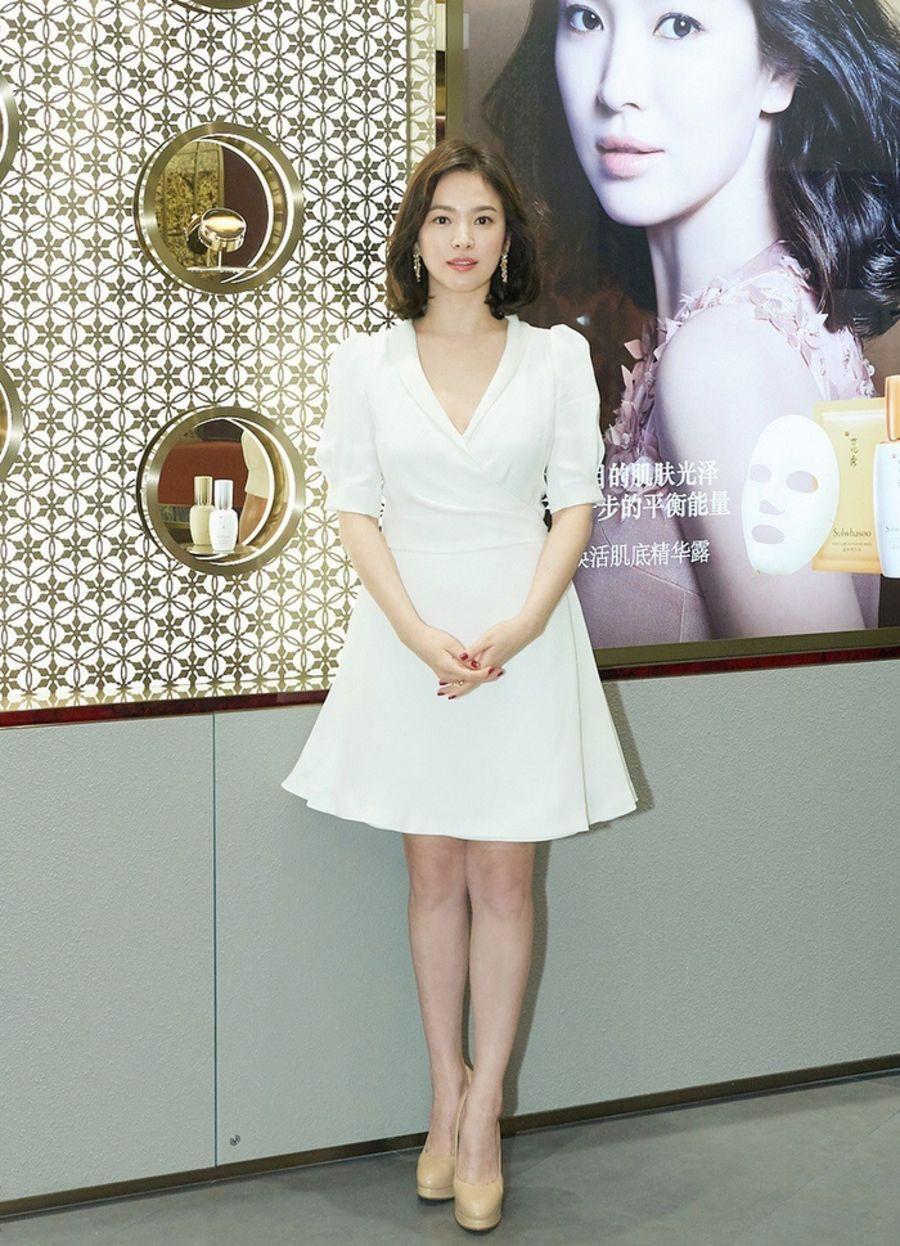 Song Hye Kyo sexy bùng nổ - Ảnh 3.
