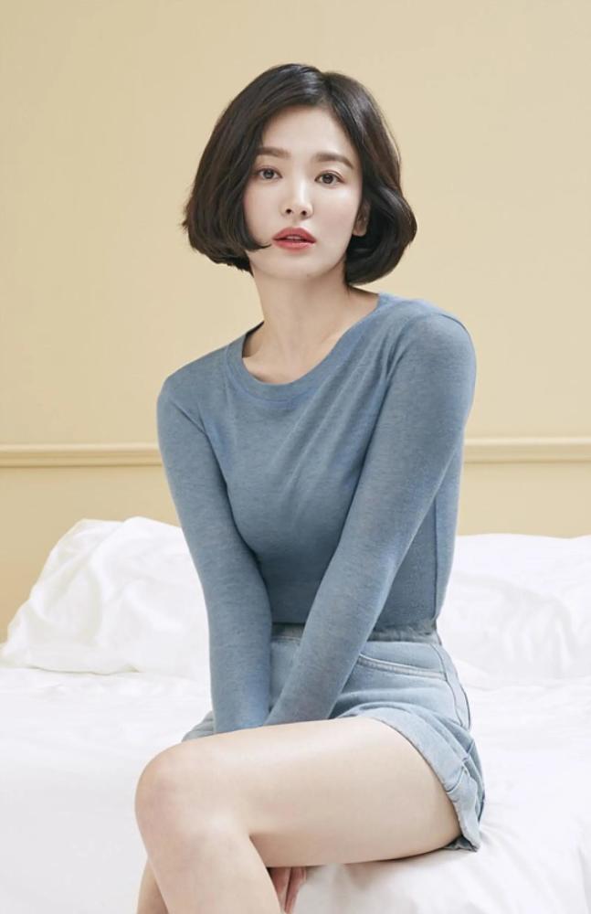 Song Hye Kyo sexy bùng nổ - Ảnh 4.