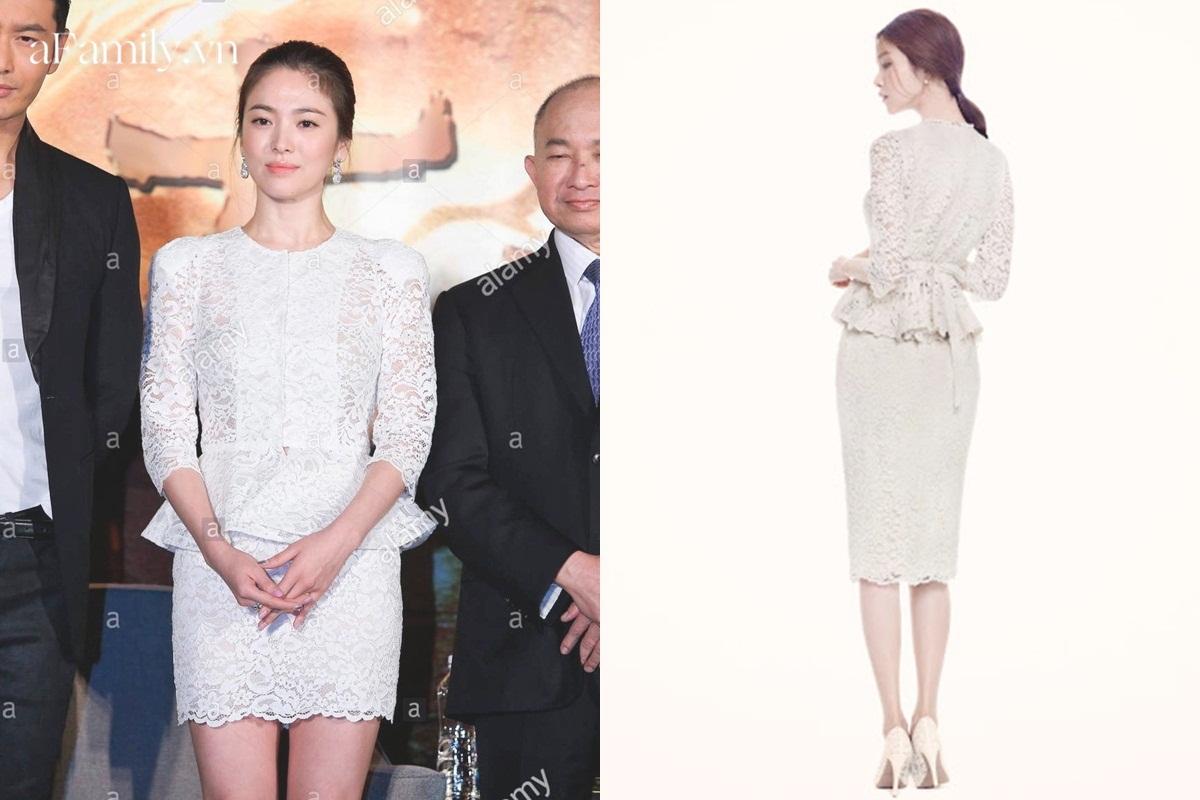 Song Hye Kyo sexy bùng nổ - Ảnh 12.