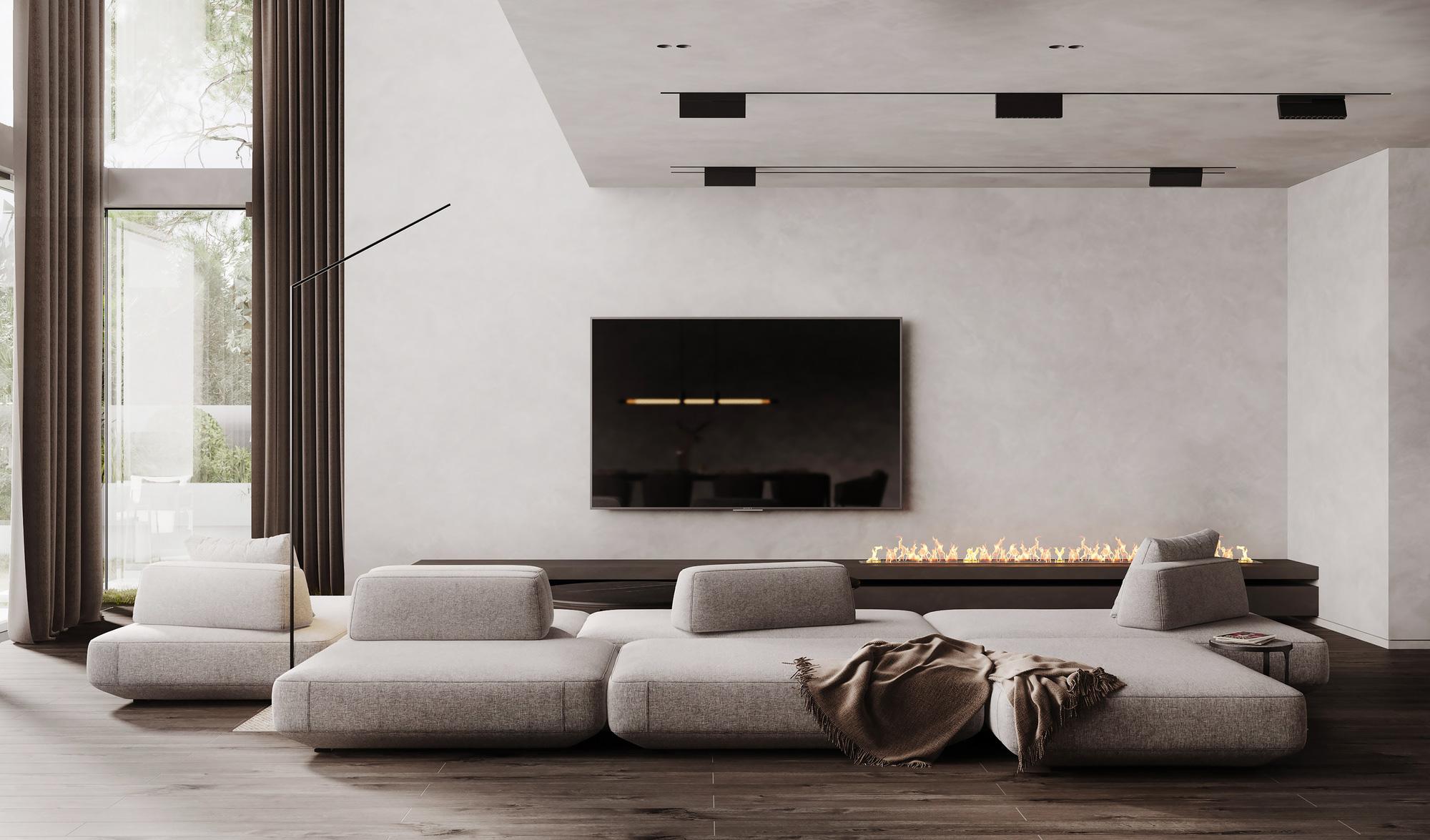 Tư vấn thiết kế nhà cấp 4 diện tích 60m² theo phong cách tối giản chi phí chỉ 150 triệu - Ảnh 3.
