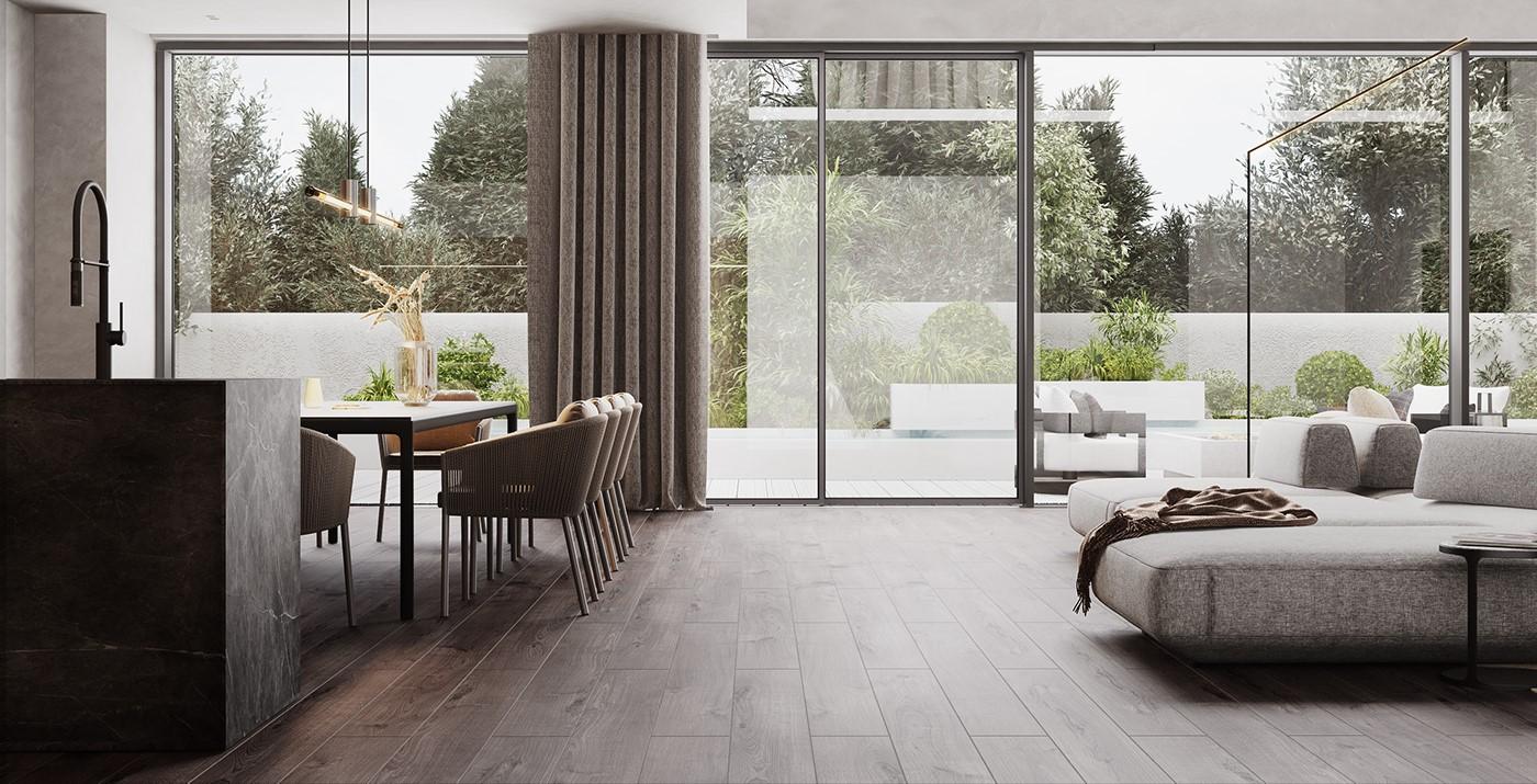 Tư vấn thiết kế nhà cấp 4 diện tích 60m² theo phong cách tối giản chi phí chỉ 150 triệu - Ảnh 4.