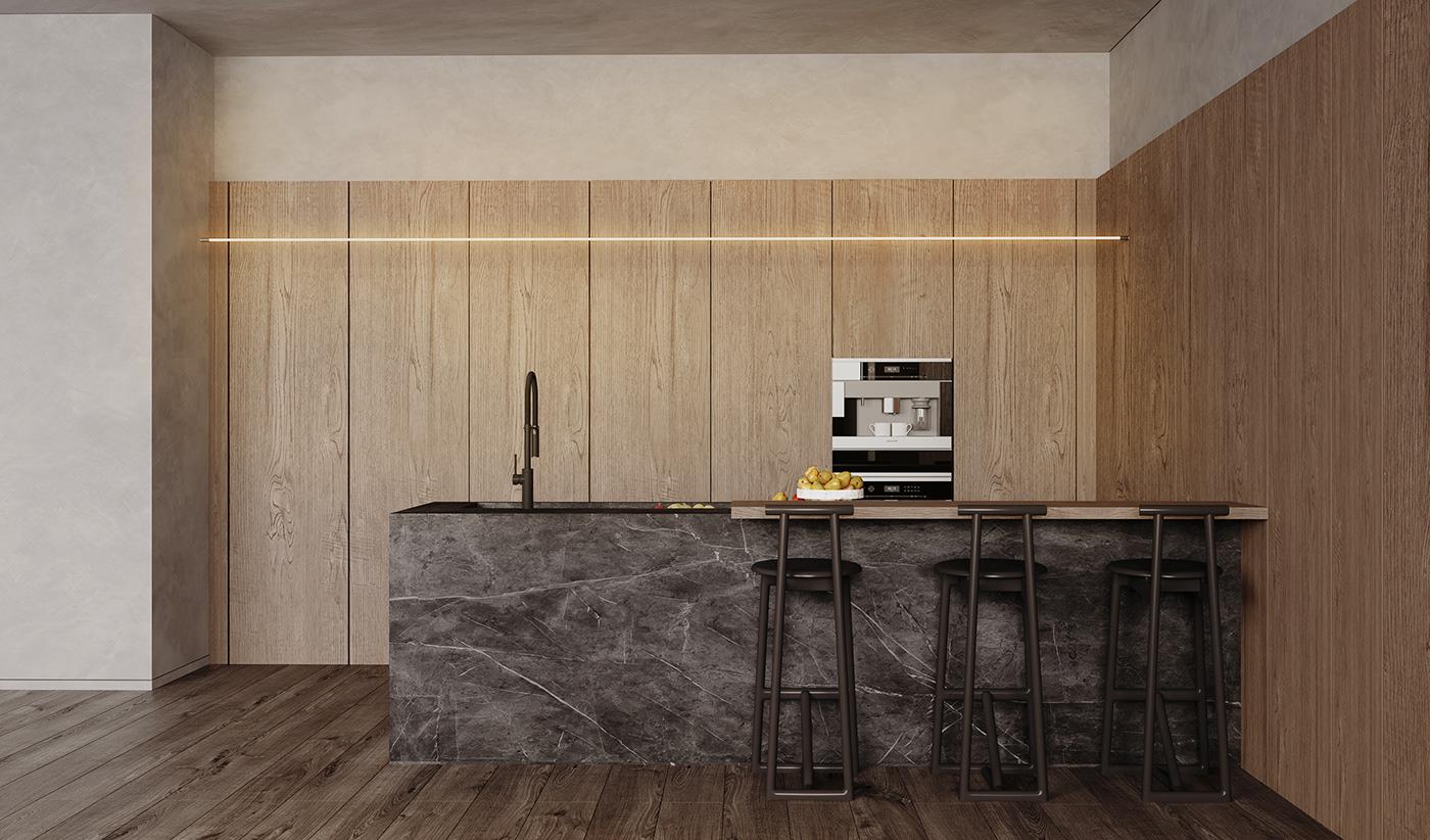 Tư vấn thiết kế nhà cấp 4 diện tích 60m² theo phong cách tối giản chi phí chỉ 150 triệu - Ảnh 5.