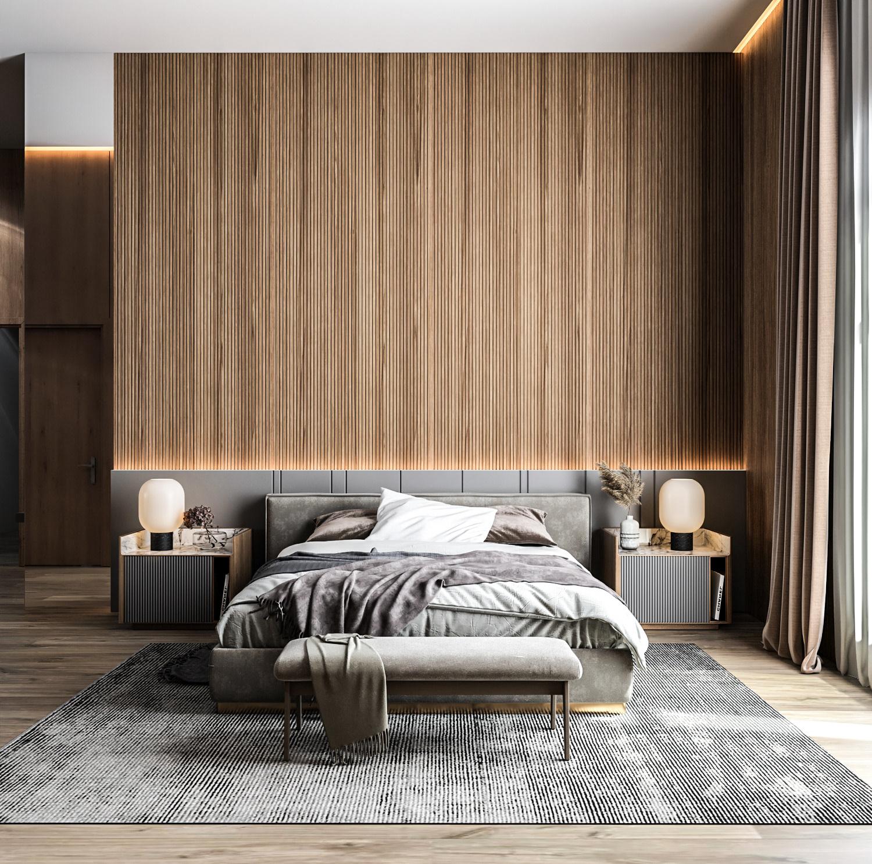 Tư vấn thiết kế nhà cấp 4 diện tích 60m² theo phong cách tối giản chi phí chỉ 150 triệu - Ảnh 6.