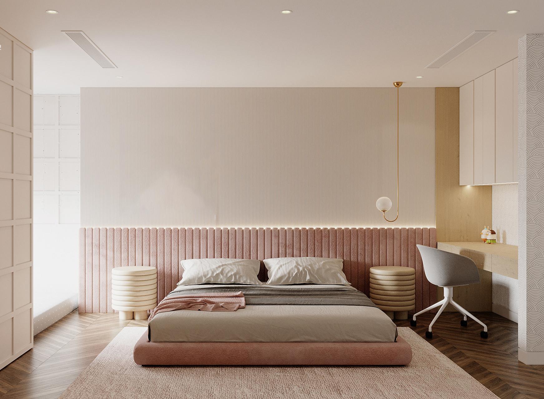 Tư vấn thiết kế nhà cấp 4 diện tích 60m² theo phong cách tối giản chi phí chỉ 150 triệu - Ảnh 8.