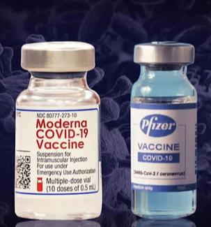 Tiêm trộn mũi 1 là vắc-xin Moderna với mũi 2 là Pfizer có làm giảm hiệu quả hay dễ gặp tác dụng phụ hơn không? - Ảnh 3.