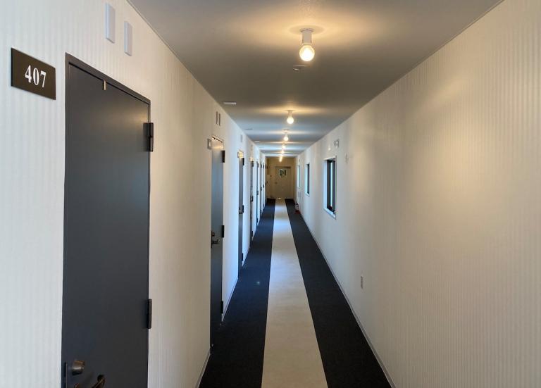 Bên trong chung cư xã hội của Nhật, không gian đẳng cấp 5 sao đáng ghen tị mà giá thuê căn hộ chỉ 12 triệu/tháng - Ảnh 19.