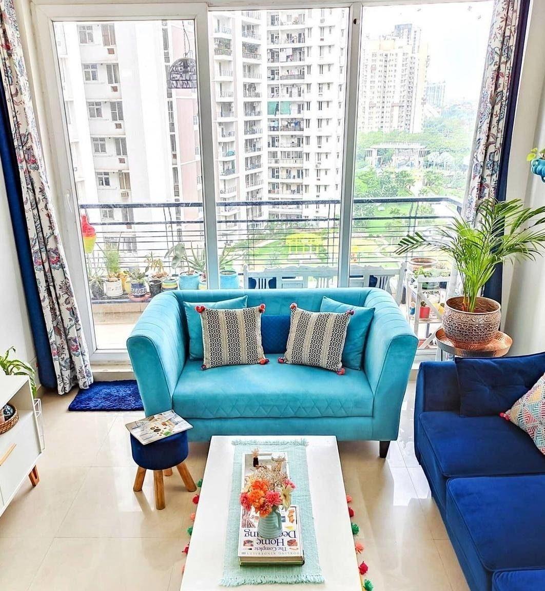 Sofa nhiều màu sắc tạo điểm nhấn nổi bật cho không gian sống hiện đại - Ảnh 3.