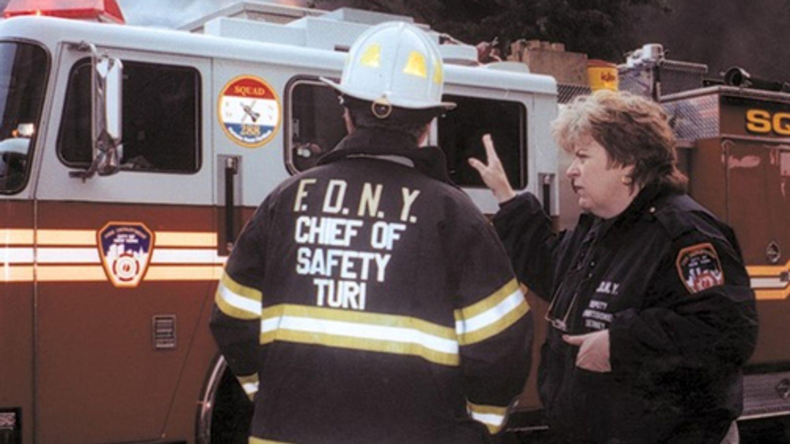 Tâm sự của người bị thiêu sống trong thảm kịch khủng bố 11-9-2001 - Ảnh 6.