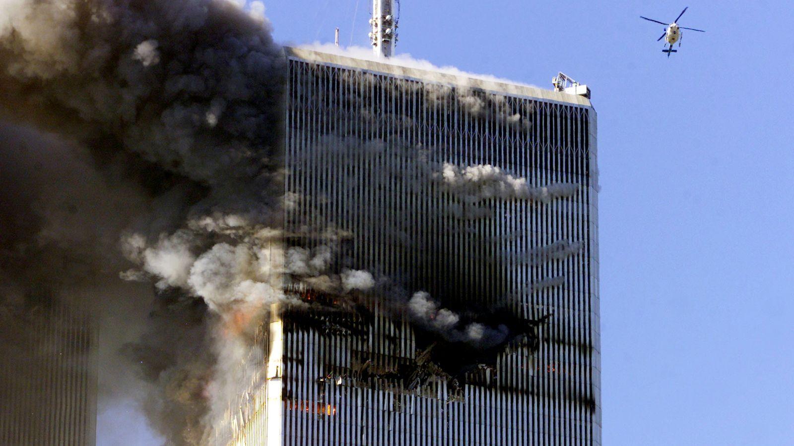 Tâm sự của người bị thiêu sống trong thảm kịch khủng bố 11-9-2001 - Ảnh 4.