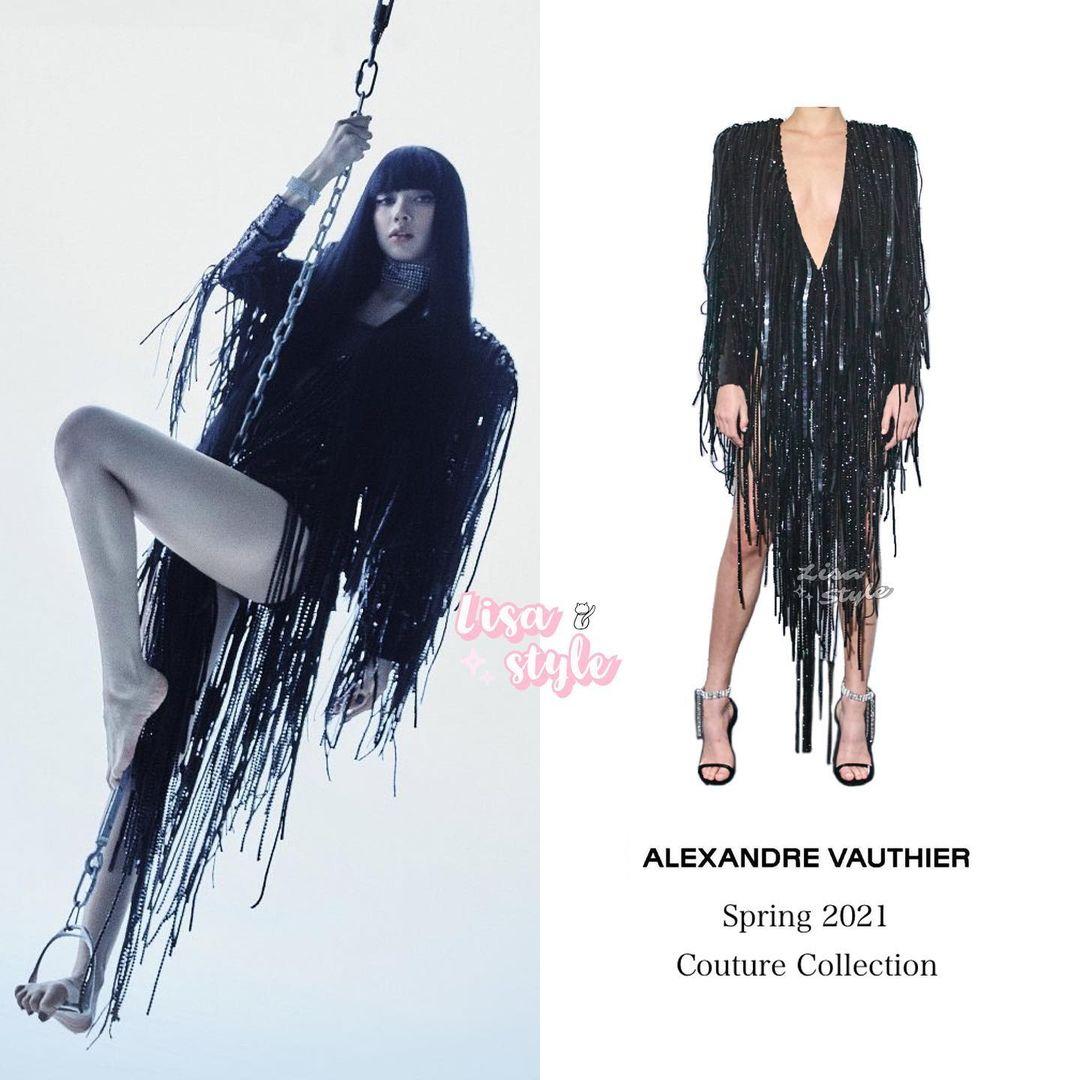 BLACKPINK Haute Couture - Ảnh 6.