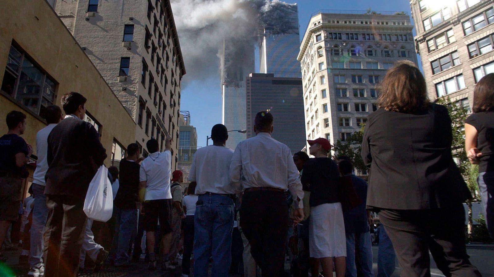 Tâm sự của người bị thiêu sống trong thảm kịch khủng bố 11-9-2001 - Ảnh 5.