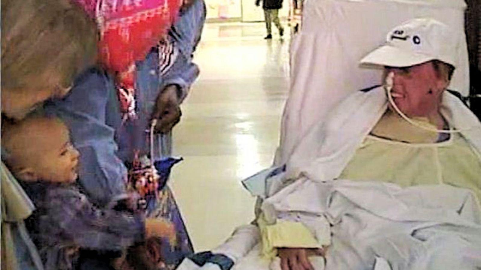 Tâm sự của người bị thiêu sống trong thảm kịch khủng bố 11-9-2001 - Ảnh 3.