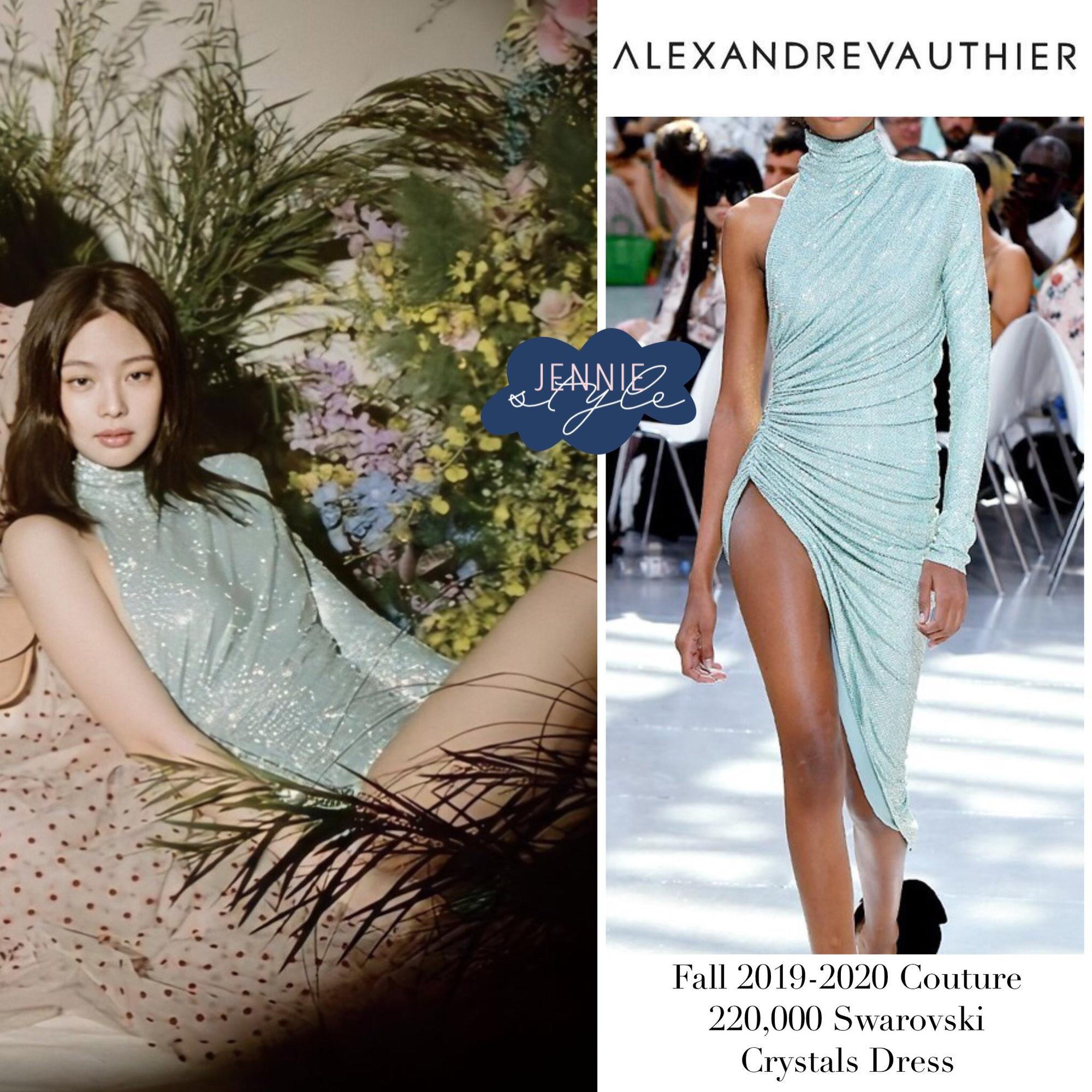 BLACKPINK Haute Couture - Ảnh 3.