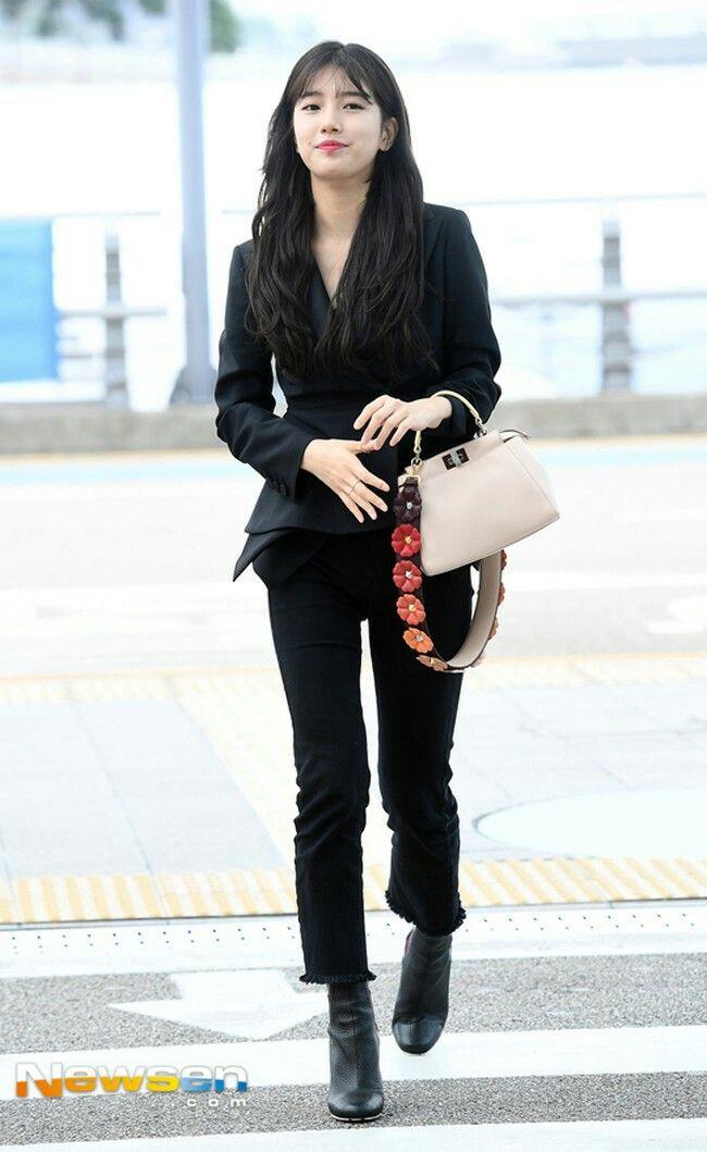Suzy bao năm chỉ trung thành với style tối giản, nhờ vậy mà luôn ghi điểm phong cách - Ảnh 7.