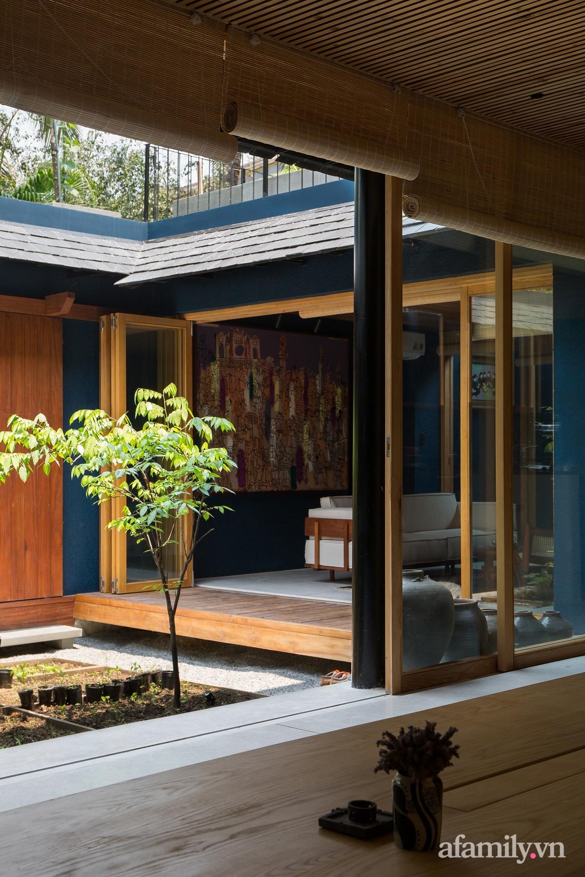 """Căn nhà """"cuộn"""" hình vỏ ốc độc đáo chan hòa với thiên nhiên ở Hội An - Ảnh 9."""