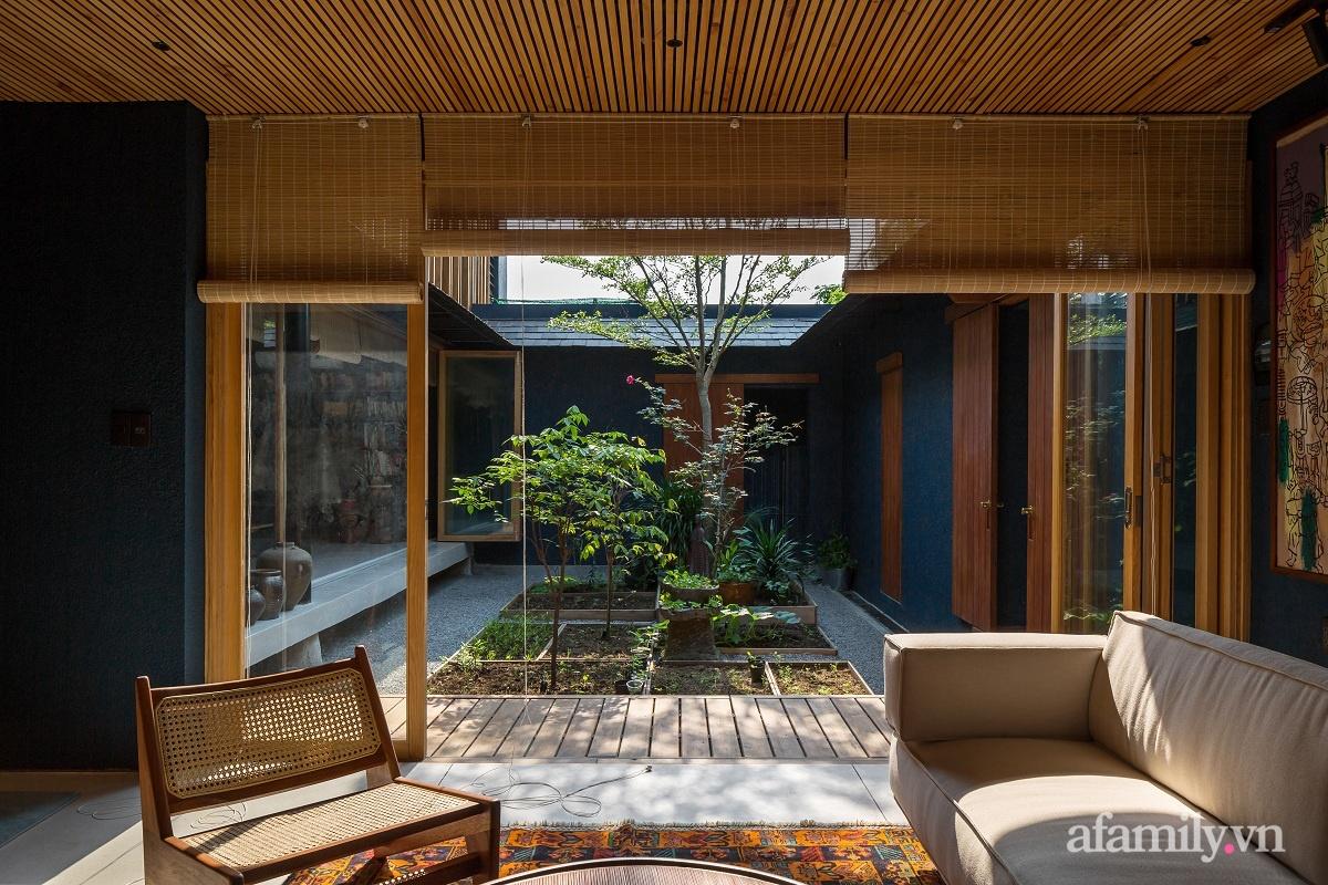 """Căn nhà """"cuộn"""" hình vỏ ốc độc đáo chan hòa với thiên nhiên ở Hội An - Ảnh 7."""