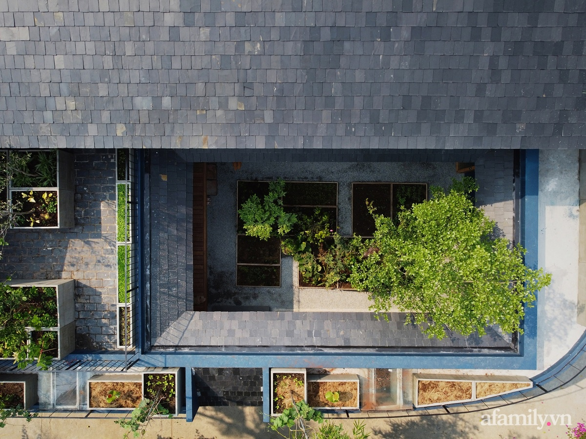 """Căn nhà """"cuộn"""" hình vỏ ốc độc đáo chan hòa với thiên nhiên ở Hội An - Ảnh 3."""