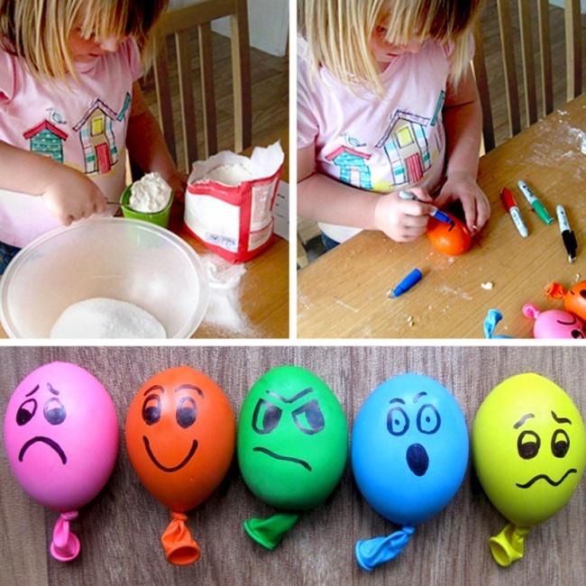 11 món đồ chơi bố mẹ có thể tự làm cho bé chơi cả ngày không chán - Ảnh 3.
