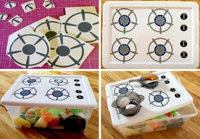 11 món đồ chơi bố mẹ có thể tự làm cho bé chơi cả ngày không chán - Ảnh 6.