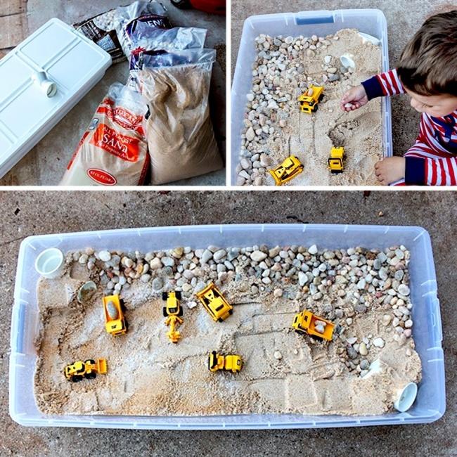11 món đồ chơi bố mẹ có thể tự làm cho bé chơi cả ngày không chán - Ảnh 10.
