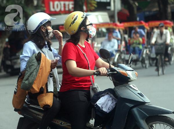 Mùa đông Hà Nội nắng nóng không khác gì hè, nhiệt độ cao hơn 4 độ C so với cùng kỳ 10 năm qua - Ảnh 13.