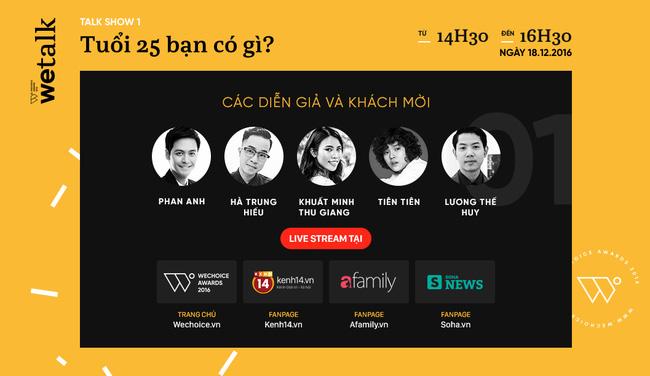 25 tuổi, bạn có gì? Và tuổi 25 của MC Phan Anh, Tiên Tiên, Lan Khuê, nhà thơ Phong Việt,... họ có gì? - Ảnh 13.