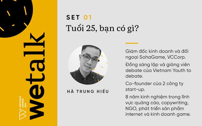 25 tuổi, bạn có gì? Và tuổi 25 của MC Phan Anh, Tiên Tiên, Lan Khuê, nhà thơ Phong Việt,... họ có gì? - Ảnh 7.