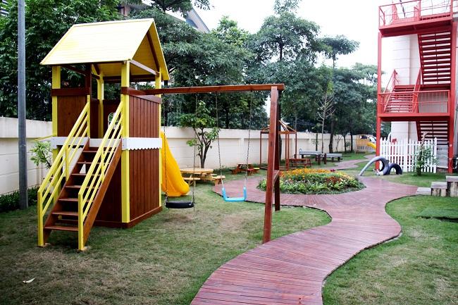 Những trường mầm non không chê vào đâu được ở quận Cầu Giấy, Hà Nội - Ảnh 25.