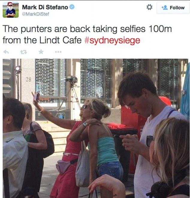 Những bức hình selfie đáng lẽ không bao giờ nên chia sẻ - Ảnh 8.