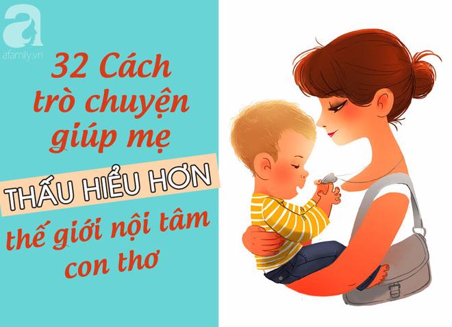 Ngưng tra khảo điểm số! Đây là 32 câu hỏi tuyệt vời mẹ nào cũng nên biết để trở thành cạ cứng của con - Ảnh 1.