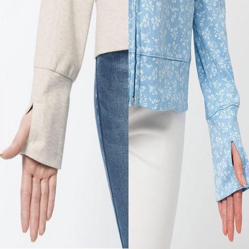 Nườm nượp rủ nhau mua 3 kiểu áo chống nắng này, nhưng các chị em đã biết nhược điểm của từng loại - Ảnh 8.