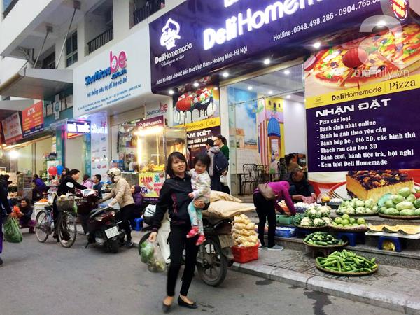 Hà Nội: Chung cư mọc đến đâu, chợ cóc đi theo đến đó - Ảnh 8.