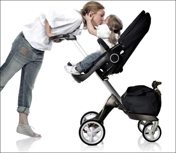 Stokke Xplory - Chiếc xe đẩy chạm đến mọi khát khao của các mẹ bỉm sữa - Ảnh 4.