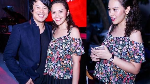 Những người vợ vừa giàu vừa giỏi đứng sau ánh hào quang của các nam nghệ sĩ Việt - Ảnh 26.