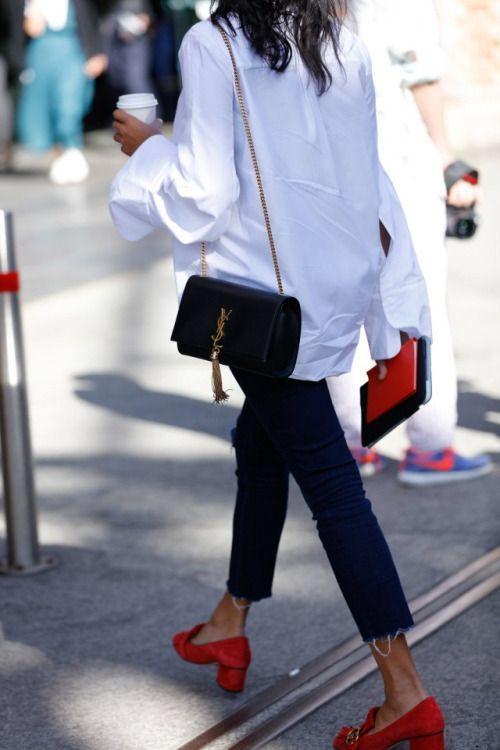 Giày cao gót và những quy tắc kết hợp màu sắc chuẩn chỉnh cùng trang phục - Ảnh 5.