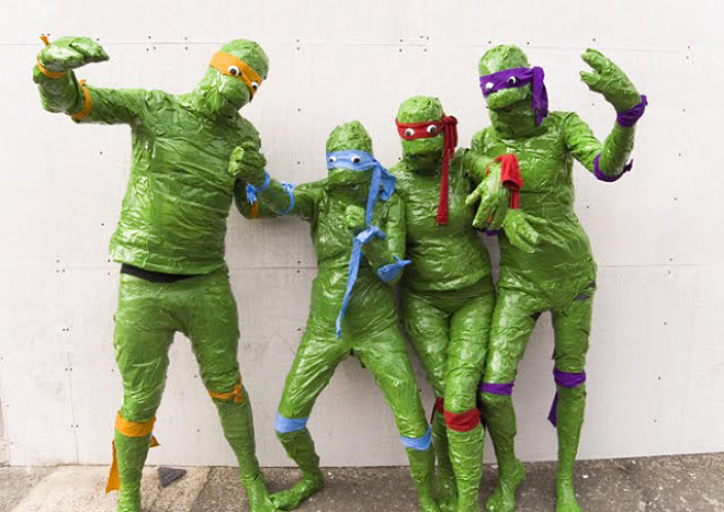 Cười nghiêng ngả với những màn cosplay không thể thảm họa hơn - Ảnh 11.
