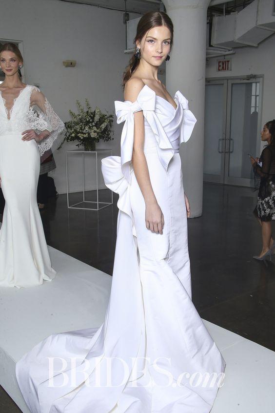 Muốn gây ấn tượng trong ngày trọng đại, các cô dâu đừng bỏ qua 7 mẫu váy này - Ảnh 3.