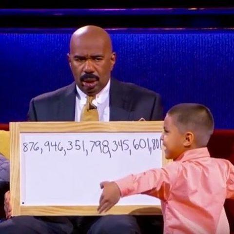 Kinh ngạc trước thần đồng 5 tuổi có khả năng tính nhẩm nhanh hơn… máy tính - Ảnh 6.