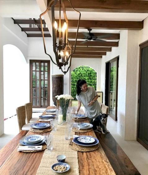 Cuộc sống sang chảnh của cô nàng vợ thượng nghị sĩ, mỹ nhân số 1 Philippines, bạn thân của Tăng Thanh Hà - Ảnh 14.
