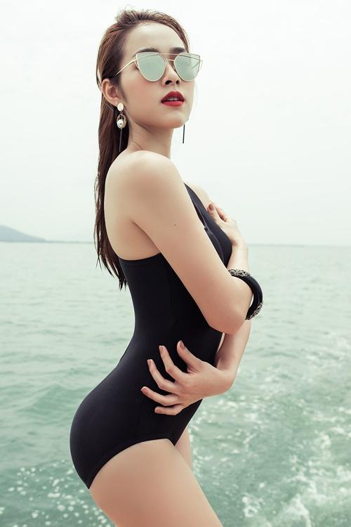 5 cô nàng xưa đình đám vì danh xưng hot girl nay đã là mẹ đơn thân quyến rũ - Ảnh 32.