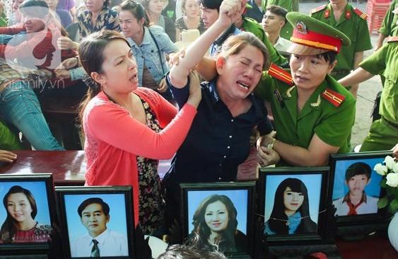 Vụ thảm án Bình Phước: Mẹ của tử tù Nguyễn Hải Dương ngất xỉu khi hay tin con trai sắp bị tiêm thuốc - Ảnh 3.