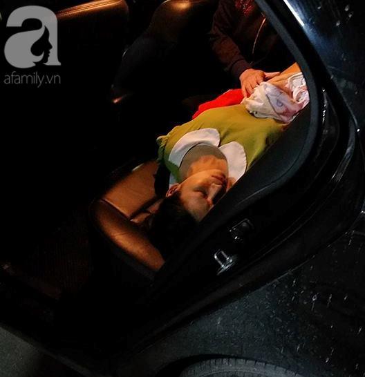 Hải Phòng: Sản phụ đi sinh lúc nửa đêm, đẻ rơi con ngay bên vệ đường - Ảnh 3.