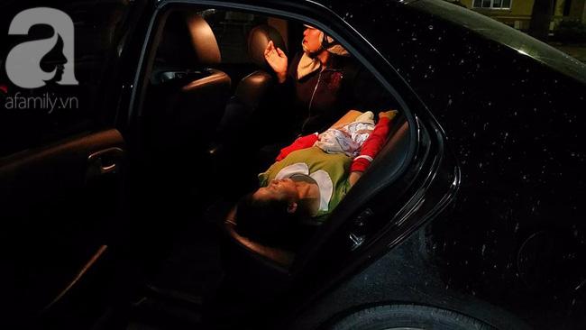 Hải Phòng: Sản phụ đi sinh lúc nửa đêm, đẻ rơi con ngay bên vệ đường - Ảnh 2.
