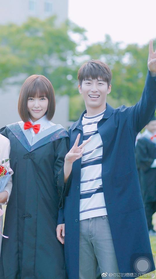 Đường Yên trẻ trung, xinh xắn trong ngày tốt nghiệp đại học - Ảnh 2.