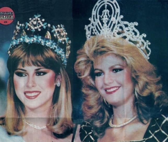 66 năm tổ chức, Miss World hóa ra chỉ là cuộc đua tranh thống trị giữa hai cường quốc nhan sắc Ấn Độ và Venezuela - Ảnh 9.