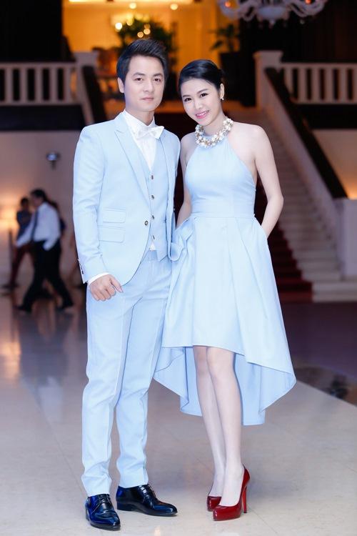 Thủy Anh - vợ ca sĩ Đăng Khôi, cựu hot girl đình đám một thời nay đã thành mẹ 2 con sang chảnh - Ảnh 1.