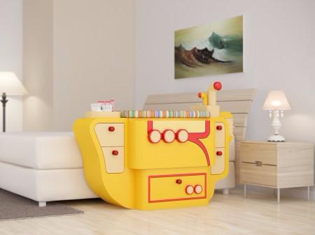 Giường cũi thông minh - món đồ nội thất bà mẹ nào có con nhỏ cũng thích - Ảnh 7.